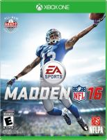 XONE - Madden NFL 16