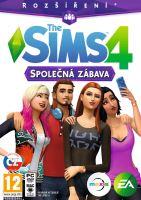 PC CD - The Sims 4 Společná zábava
