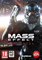 PC CD - Mass Effect Andromeda