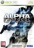 X360 - Alpha Protocol: The Espionage RPG