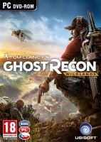 PC CD Tom Clancy's Ghost Recon: Wildlands