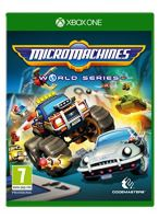 XONE - Micro Machines World Series