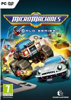 PC CD - Micro Machines World Series