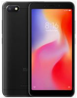 Xiaomi Redmi 6A (2GB/32GB) Black