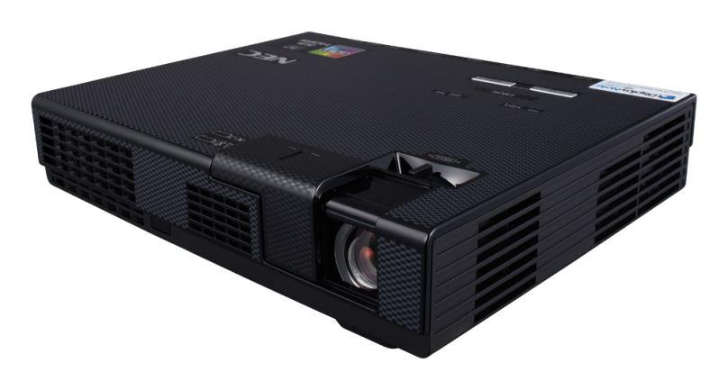 NEC LED Proj. L102W-1000lm,VXGA,1.2kg,HDMI