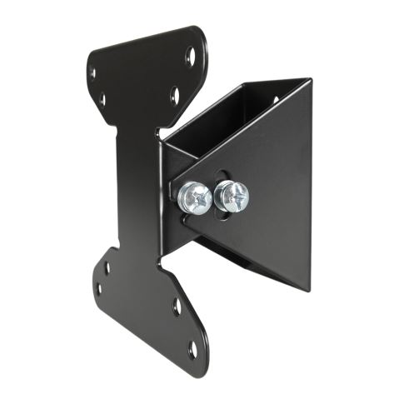 """4W Sklopný držák pro LCD 10-32"""" nákl. 15° 20kg BLK"""