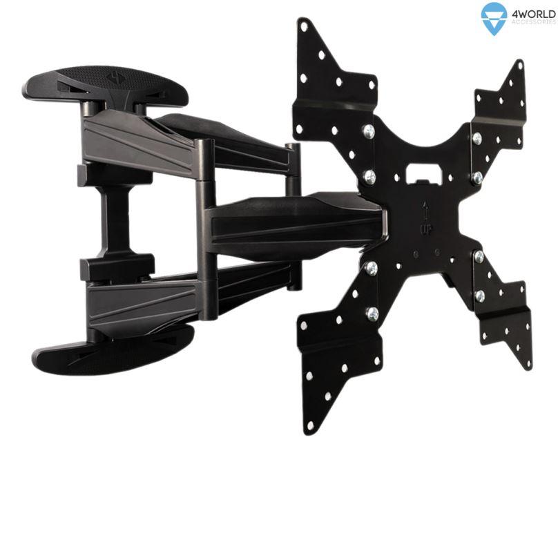 """4W Držák pro LCD 32-75"""" otočný/sklopný max.50kg"""