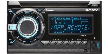 Sony autorádio WX-GT90BT s CD/MP3,USB,BT,IPOD