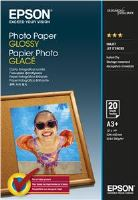 EPSON Photo Paper Glossy A3+ 20 listů