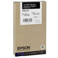 Epson T612 220ml 4C Photo Black