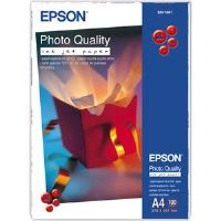 EPSON Photo Quality Inkjet Paper A4, 102g/m2, 100 listů