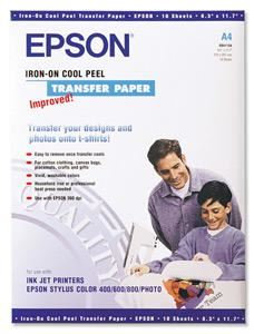 EPSON A4, Iron on Transfer Film