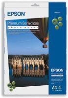 EPSON Premium Semigloss Photo Paper A4, 251g/m2, 20 listů