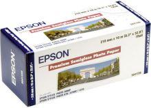 EPSON Premium Semigl. Photo Paper role 210mmx10m