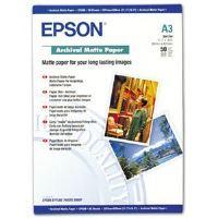 EPSON A3, Archival Matte Paper (50listů)