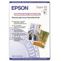 EPSON A3+ Watercolor Paper Radiant White (20listů)