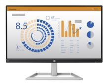 "21,5"" LED monitor HP N220, 1920x1080, IPS, 16:9, 250nits, 1000:1, 5ms, VGA, HDMI"