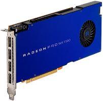 HP Radeon Pro WX 7100 8GB 4x DP