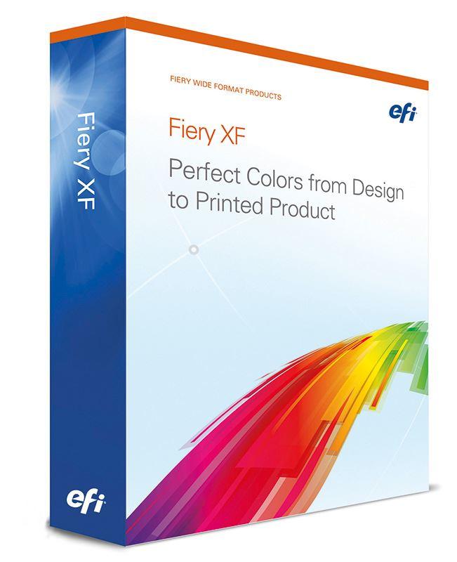 EFI Fiery XF 6.0 Mac/Win včetně 1 ročního SM&SA (základní konfigurace)