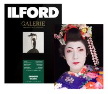 ILFORD GALERIE Prestige Smooth Gloss (GPSGP) 10,2 x 15,2 cm 310 g/m2 - 100 listů