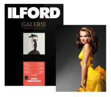 ILFORD GALERIE Prestige Gold Fibre Gloss (GPGFG) A4 310 g/m2 - 25 listů