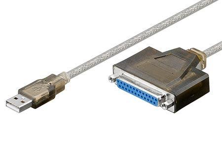 Adaptér USB -> IEEE 1284 (FD25)