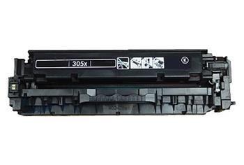 PRINTWELL CE410X tonerová kazeta PATENT OK, barva náplně černá, 4000 stran