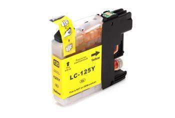 PRINTWELL LC-125XLY kompatibilní inkoustová kazeta
