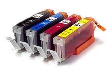 PRINTWELL CLI551 6509B008 kompatibilní inkoustová kazeta