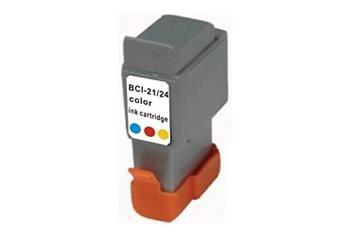 PRINTWELL 21 (BCI-21) BCI21C kompatibilní inkoustová kazeta ( Canon - inkoustové kazety )