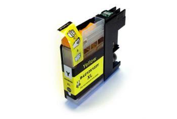 PRINTWELL LC-123Y kompatibilní inkoustová kazeta