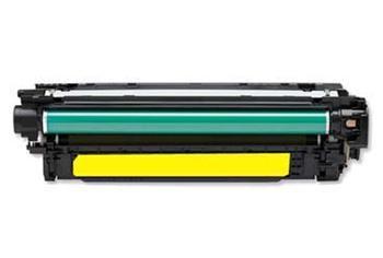 PRINTWELL CE402A tonerová kazeta PATENT OK, barva náplně žlutá, 6000 stran