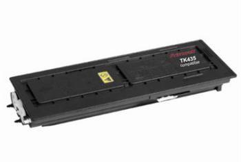 PRINTWELL TK-435 kompatibilní tonerová kazeta, barva náplně černá, 15000 stran
