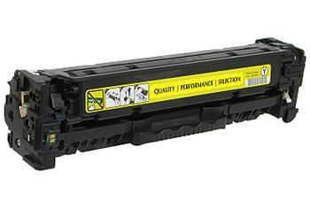 PRINTWELL CRG-718Y tonerová kazeta PICASSO, barva náplně žlutá, 2800 stran