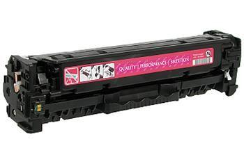 PRINTWELL CRG-718M tonerová kazeta PICASSO, barva náplně purpurová, 2800 stran