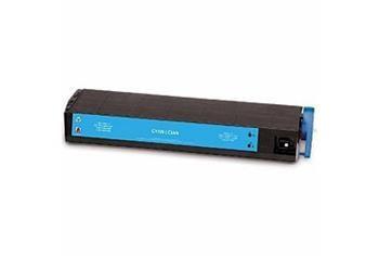 PRINTWELL 41963607 kompatibilní tonerová kazeta, barva náplně azurová, 15000 stran