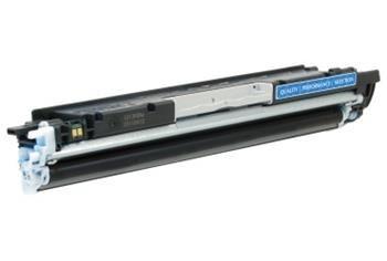 PRINTWELL CF351A (No:130A) kompatibilní tonerová kazeta, barva náplně azurová, 1000 stran