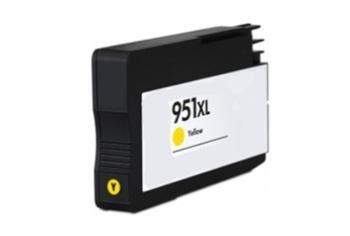 PRINTWELL CN048A (No:951XL Y) inkoustová kazeta PATENT OK, barva náplně žlutá, 1500 stran