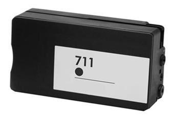 PRINTWELL CZ133A (No:711XL) BLACK inkoustová kazeta PATENT OK