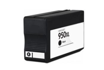 PRINTWELL CN045A (No:950XL BK) inkoustová kazeta PATENT OK, barva náplně černá, 2300 stran