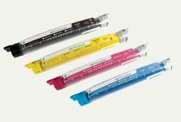 PRINTWELL C13S050147 kompatibilní kazeta, barva náplně purpurová, 8000 stran