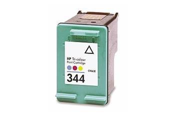 PRINTWELL C9363A (No. 344) kompatibilní inkoustová kazeta, barva náplně azurová/purpurová/žlutá, 580 stran