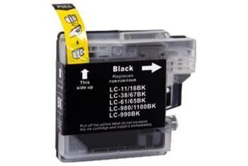 PRINTWELL LC980BK kompatibilní inkoustová kazeta