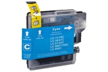 PRINTWELL LC1100C kompatibilní inkoustová kazeta