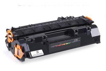 PRINTWELL CE505X kompatibilní tonerová kazeta, barva náplně černá, 6500 stran