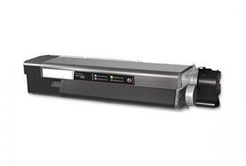 PRINTWELL 43865708 kompatibilní tonerová kazeta, barva náplně černá, 8000 stran