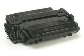 PRINTWELL 55A CE255A kompatibilní tonerová kazeta, barva náplně černá, 6000 stran