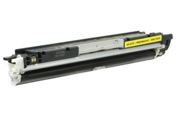 PRINTWELL CE312A (126A YELLOW) kompatibilní tonerová kazeta, barva náplně žlutá, 1000 stran