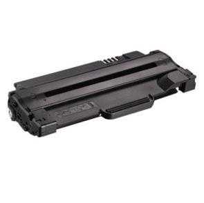 PRINTWELL 108R00909 (Xerox Phaser 3140) BLACK; 2 500 str. kompatibilní tonerová kazeta, barva náplně černá, 2500 stran