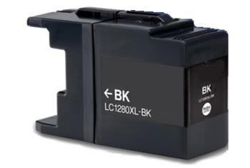 PRINTWELL LC-1240BK kompatibilní inkoustová kazeta